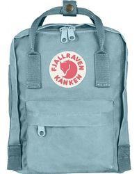 Fjallraven Kanken Backpack - Blue