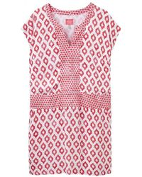 Joules | Agnes Printed Dress | Lyst