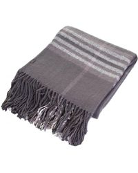 Joules | Innis Classic Wrap Ladies Scarf (t) | Lyst