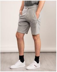 Armani Exchange Bermuda Lounge Shorts - Grey