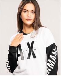 Armani Exchange Sweatshirt - Black