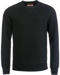 Parajumpers Caleb Basic Mens Sweatshirt - Black