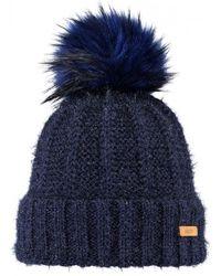 Barts Geranium Womens Beanie - Blue