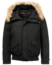 Woolrich Polar Hc Jacket - Black