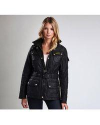 Barbour Polarquilt Jacket - Black