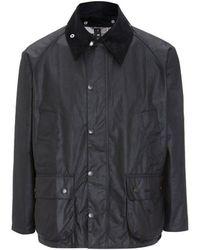 Barbour Bedale Wax Jacket - Black