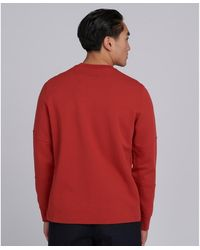 Barbour Decal Top - Red