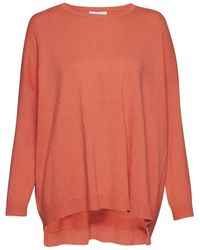 Great Plains Cashmere Boat Neck Jumper - Orange