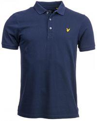 Lyle & Scott Polo Shirt - Blue