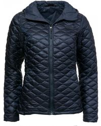 The North Face Thermoball Womens Hoodie - Blue