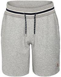 Pyrenex Mael Unbrushed Shorts - Grey