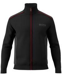 BOSS by Hugo Boss Tracksuit Jacket - Black