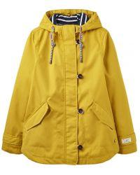 Joules - Coast Womens Waterproof Jacket A/w - Lyst