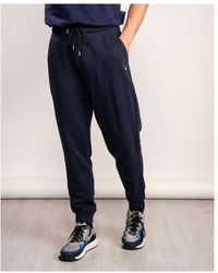 GANT Original Sweat Trousers - Blue