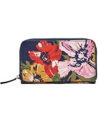 Joules - Fairford Coated Canvas Womens Purse (x) - Lyst