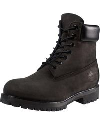 Timberland Af 6Inch Premium Black Boots 10073 for Men Lyst