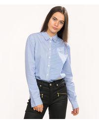 Tommy Hilfiger Felicity Icon Shirt - Blue