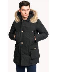 Woolrich Arctic Parka Jacket - Black