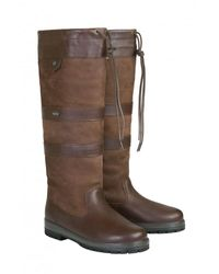 Dubarry Galway Extrafit Boot - Brown