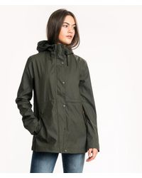 HUNTER Original Lightweight Waterproof Jacket - Green