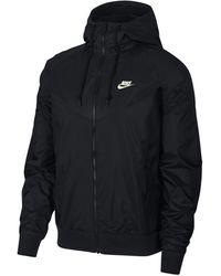 Nike Coupe-ventà capuche Sportswear Windrunner pour - Noir