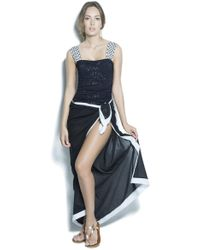 Estivo Swimwear - Contrast Pareo P/her/ - Lyst