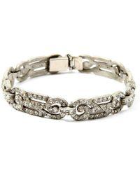 Ben-Amun - Belle Epoque Deco Bracelet - Lyst