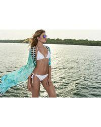 AlmaMia Swimwear - Fresh Triangle Top T - Lyst