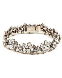 Ben-Amun - Crystal Bracelet - Lyst