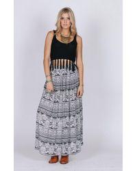 Raga - The Lexi Maxi Skirt - Lyst