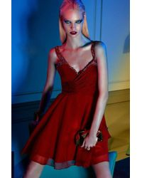 90cf3c41d81 Couture Candy · Alyce Paris - Homecoming - 4414 Dress In Claret - Lyst