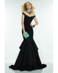 Alyce Paris | Claudine - Dress In Black | Lyst