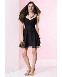Alyce Paris - Short Dress In Black - Lyst