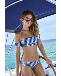 AlmaMia Swimwear - Marinera Bottom P - Lyst
