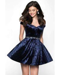Blush by Alexia Designs Blush - Blue