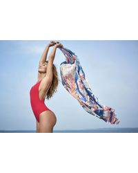 AlmaMia Swimwear - Sea Loving One Piece - Lyst