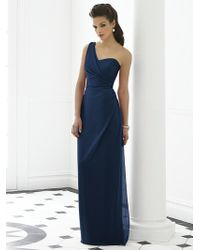 After Six - Dress In Midnight - Lyst