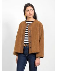 Caron Callahan - Tommy Fleece Jacket - Lyst