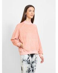 YMC Touche Sweatshirt - Pink