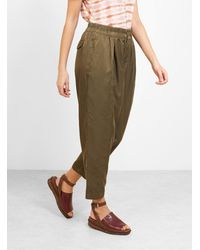 YMC Sylvian Trousers Dark Olive - Green
