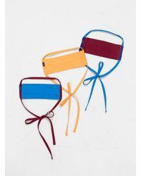 BAGGU Fabric Masks Set - Blue