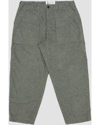 Garbstore Ruffle Pant - Green