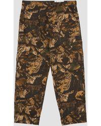 Garbstore Storage Pant Camouflage - Brown