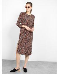 Bellerose Heisho Dress - Brown