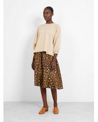 Bellerose Pacific Skirt - Brown