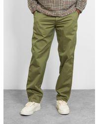 Garbstore Peasant Chino Khaki - Green