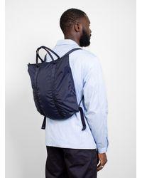 Porter Flex 2 Way Tote Bag - Blue