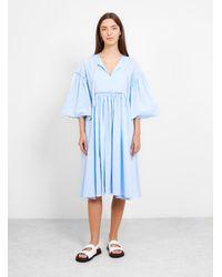 Henrik Vibskov Darling Dress Light Blue