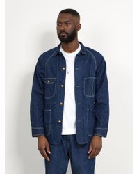Orslow - 50's Coverall Jacket - Lyst
