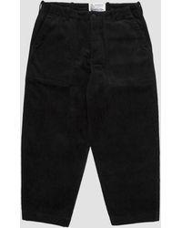 Garbstore Ruffle Pant - Black